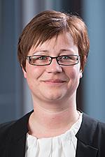 Anja Enxing Büroleiterin. <b>Elke Kerkeling</b> - DV_20140208_012